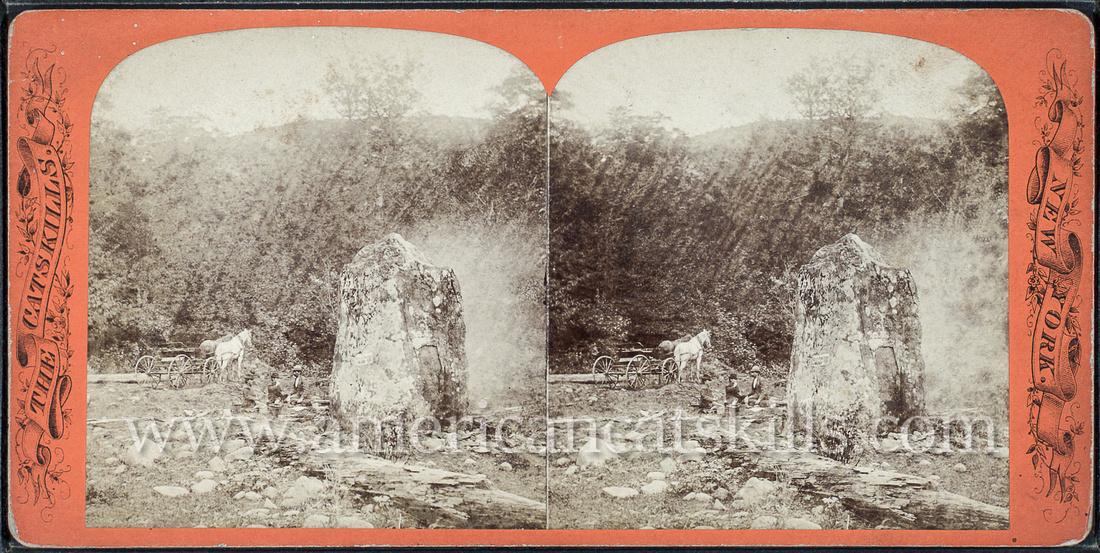 Picnic Rock, Stony Clove