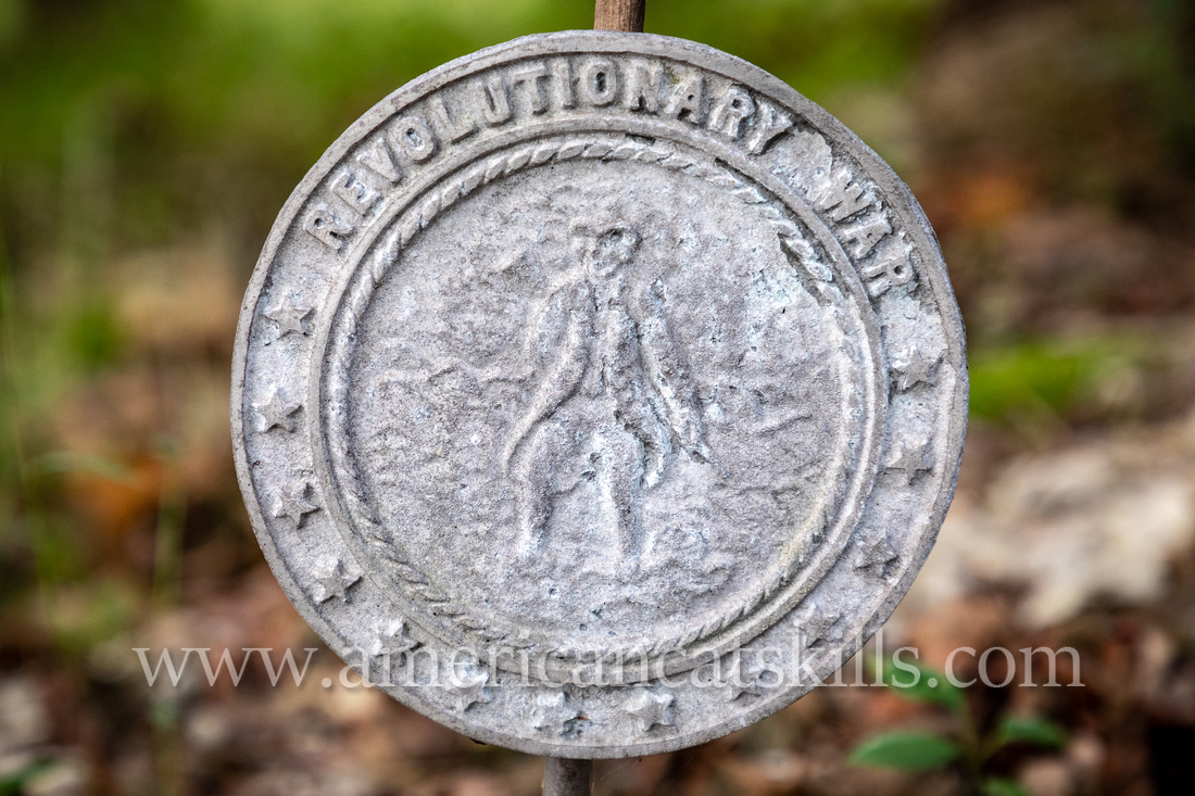 Lackawaxen, Pennsylvania is the burial spot for an unknown soldier who died during the Battle of Minisink Ford, which took place during the American Revolution on July 22, 1779.