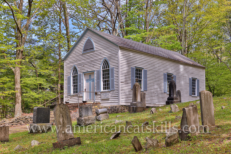 St. Joseph's Chapel, located at Ashland in Greene County, is the oldest Roman Catholic Church in the Catskills.