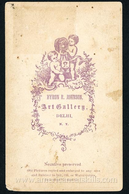 Byron R. Johnson Art Gallery Logo