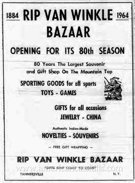 Rip Van Winkle Bazaar