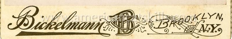 C. O. Bickelmann Logo