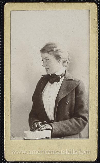 Maude Adams Portrait by C. O. Bickelmann