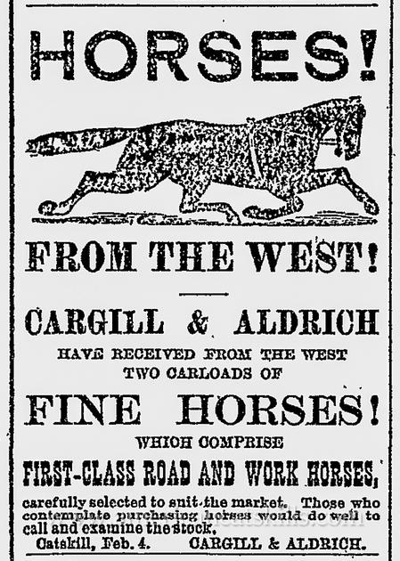 Cargill & Aldrich
