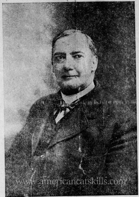 Edward E. Sapp, son-in-law of Henry B. Aldrich