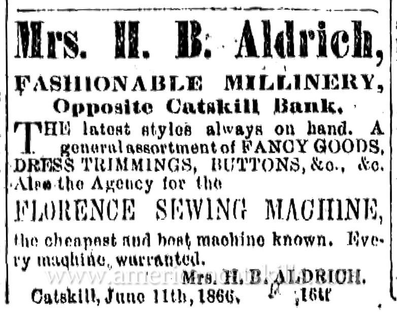 Mrs. Henry B. Aldrich