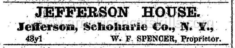 W. F. Spencer