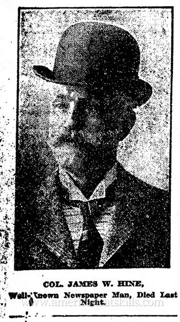 James W. Hine