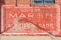 The M. Marsh & Sons company, manufacturer of Marsh Wheeling Stogies, was founded by Miflin Marsh (1818-1901) in 1840 at Wheeling, West Virginia.