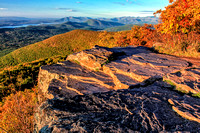 Mountains, Overlooks and Scenery in the Catskills