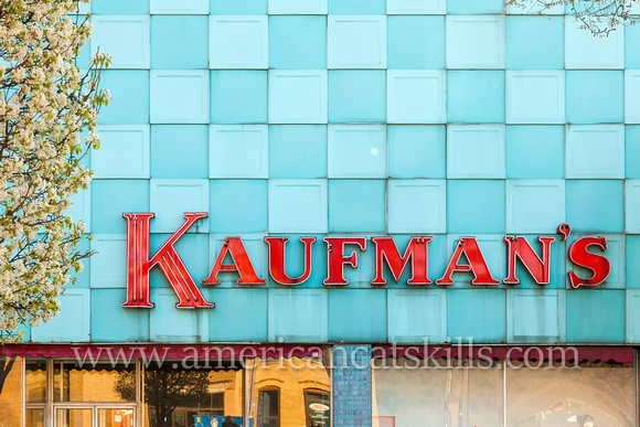 Kaufman's was a longtime mainstay of the downtown Wheeling business district, offering women's clothing, wedding dresses and formal wear.
