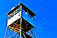 Balsam Lake Mountain Fire Tower