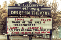 Nearly 20 years after the drive-in move theater was created in Camden, New Jersey, the Hi-way Drive-In Theatre was established in 1951 along Route 9W in Coxsackie.